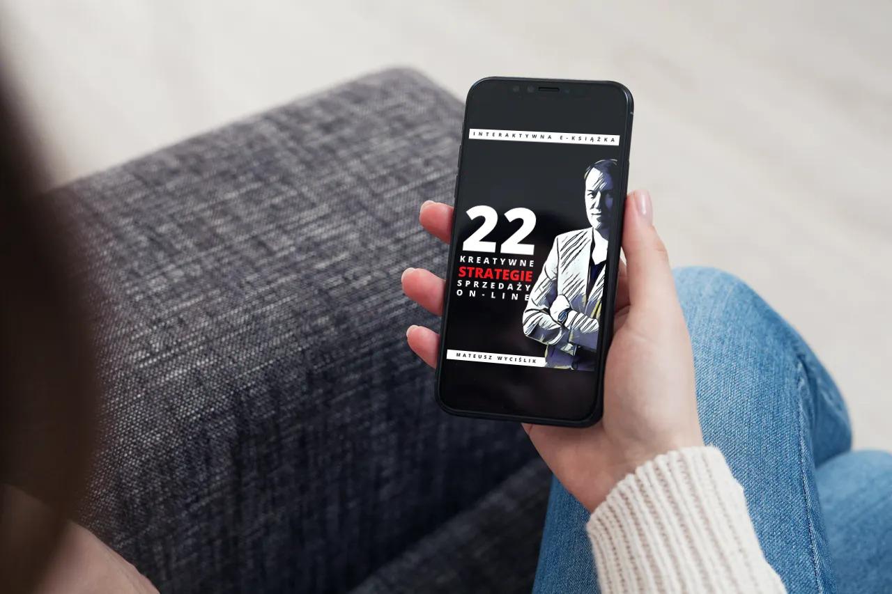 22 strategie generowania sprzedaży książka